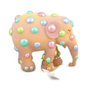 Elephant Figurine Elephant Parade Beady New